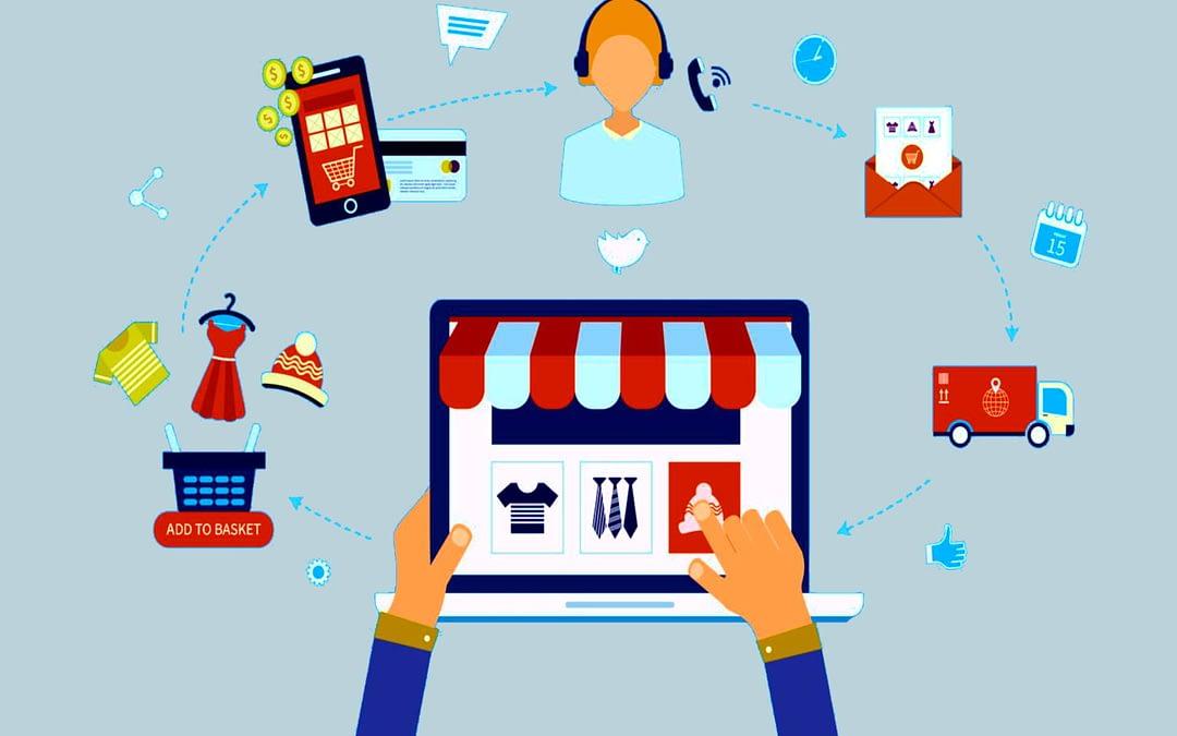 Montar unha tenda on-line: Aspectos a considerar